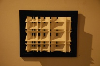 White Wall Panel 4 - sold