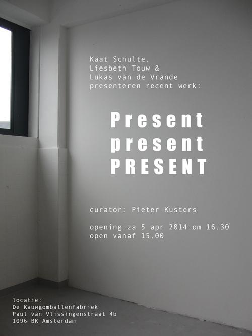 Flyer PresentpresentPRESENT - voorkant - RGB 400px wide