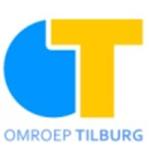 Logo Omroep Tilburg (wit, 2013)